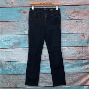 Anthropologie Level 99 Lily Skinny Straight Jeans